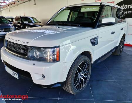 Land-Rover Rangue Rover Sport